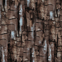 Wood Bark Fabric Benartex Into the Woods Landscape 5213 - Beautiful Quilt