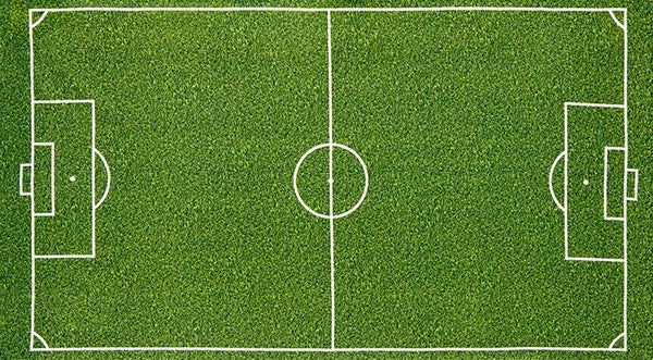 Sports Fabric Soccer Fabric Sports Life Soccer Field Panel 4245