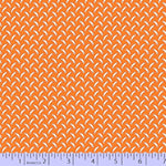 1930 Reproduction Fabric Marcus Grace Miniatures II Orange 4554