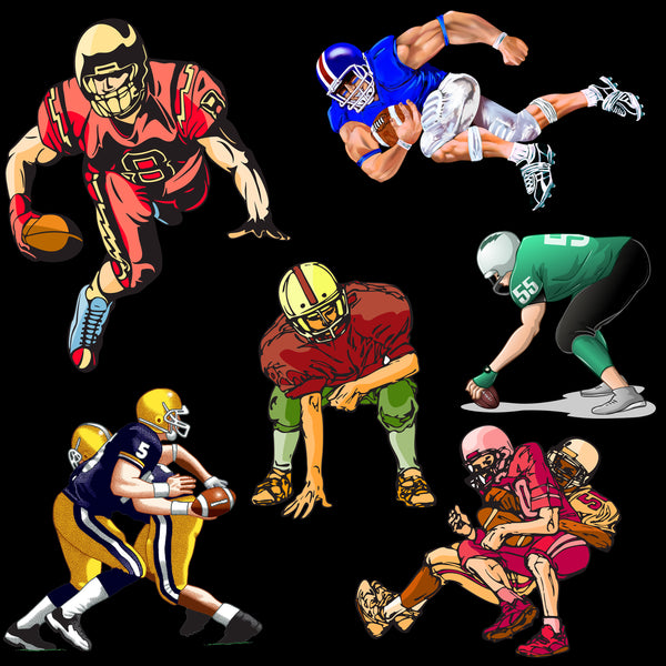 Sports Fabric, Football Fabric, Cotton or Fleece 2266