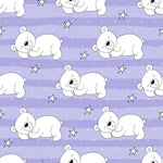 Children's Fabric, Teddy Bear Fabric, Several Colors, Cotton or Fleece 3542 - Beautiful Quilt