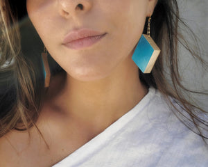 Blue Sky Hues Earrings