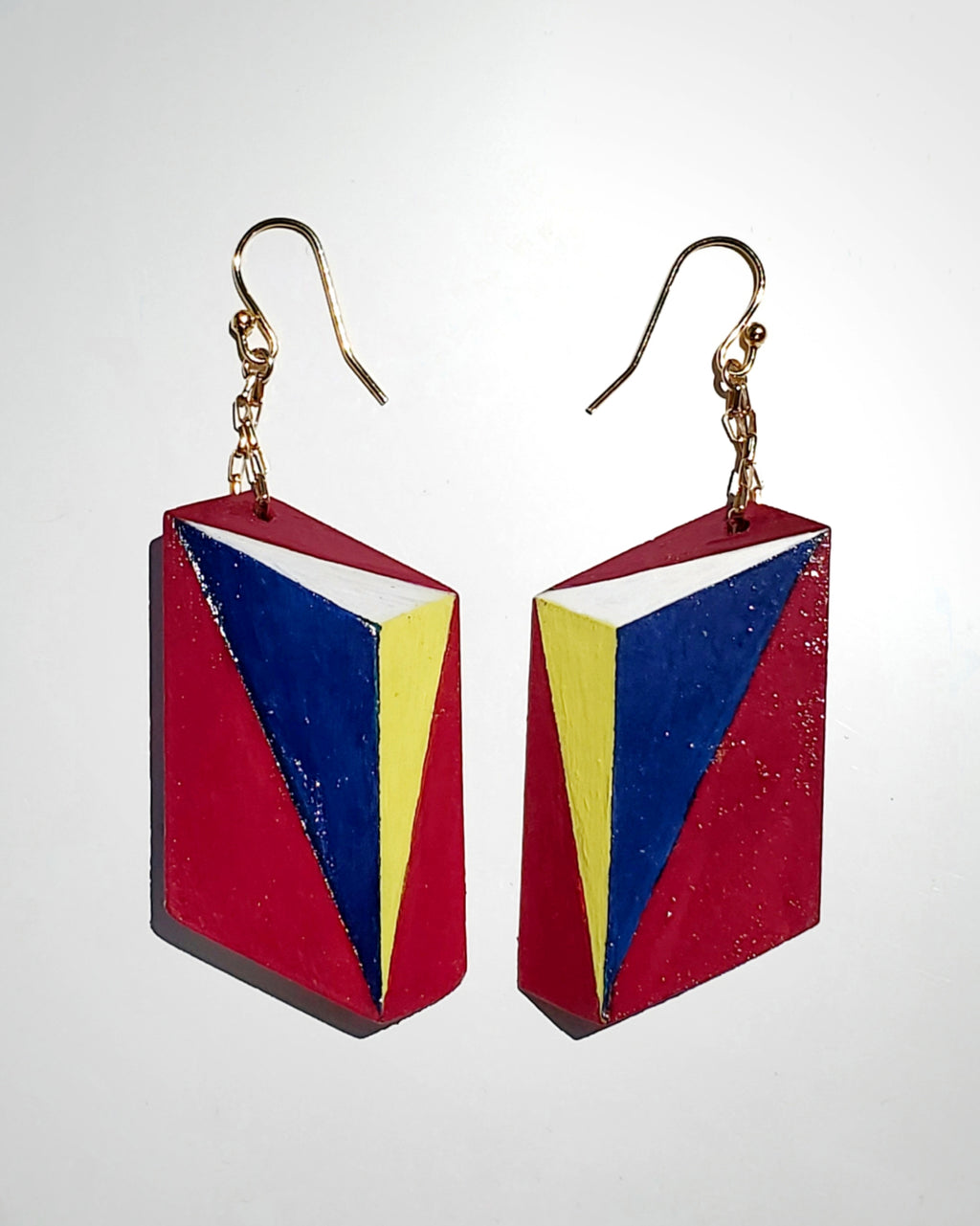 RBYW Earrings by Ma Nong