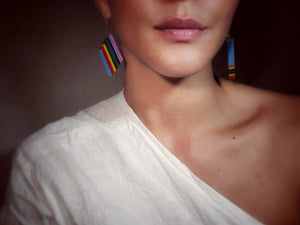 RNBW Earrings by Ma Nong