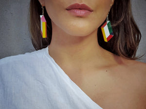WGOYPB Earrings by Ma Nong
