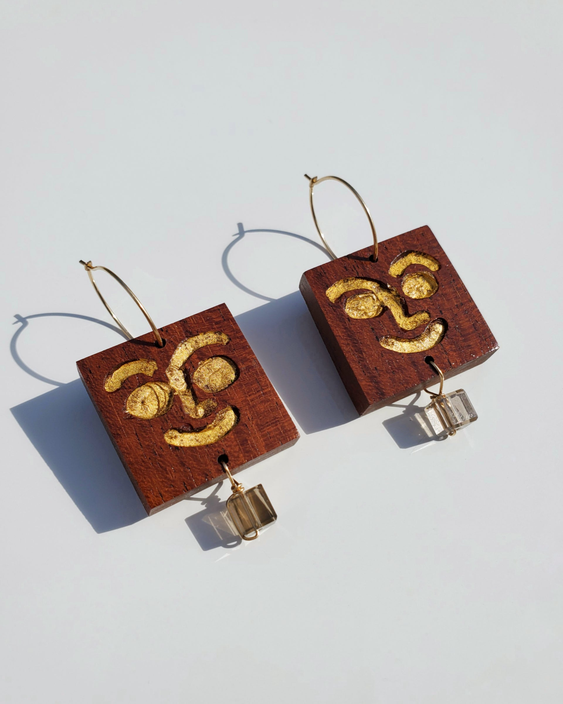 Maga Collection Happy Face Hoops