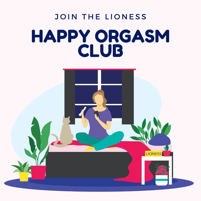 Join the Happy Orgasm Club
