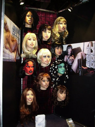 Realdoll heads