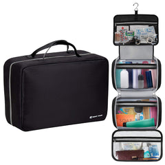 Travel storage bag for sex toys
