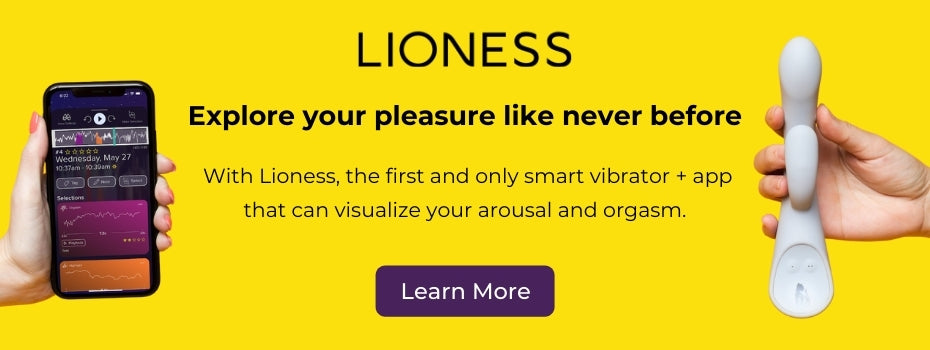 Learn More About Lioness Smart Vibrator