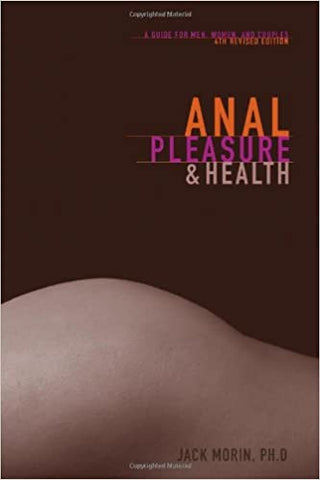 Anal Pleasure and Health Book