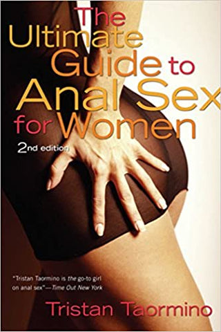 Ultimate Guide to Anal Sex for Women Book