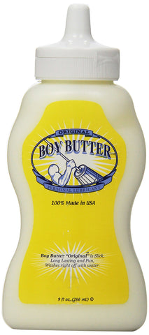 Boy Butter Oil anal lube