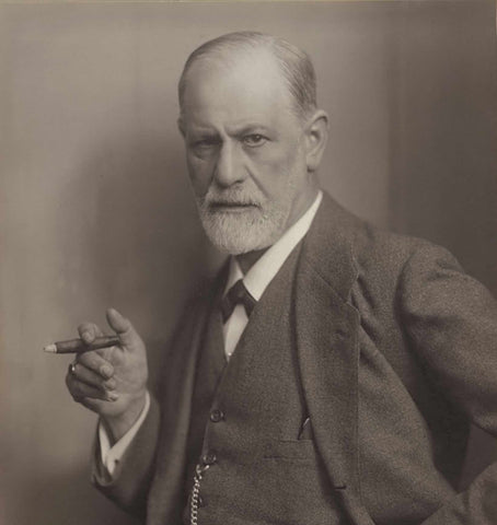 Sigmund Freud, originator of clitoral vs vaginal orgasms