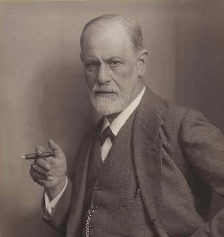 Sigmund Freud, proponent of the disproven idea of vaginal-only orgasms