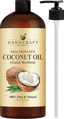handcraft blends coconut oil