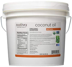 nutiva coconut oil bulk lube