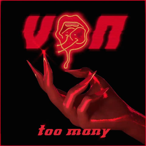 Von's album, Too Many