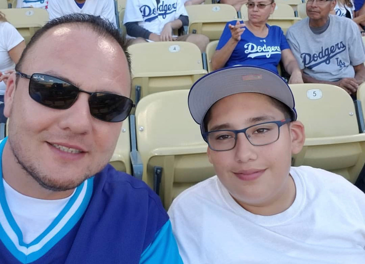 Fan Feature Friday: Armando Velazquez