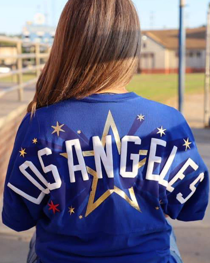 Los Angeles All Star Inspired  | 294 Spirit Shirt