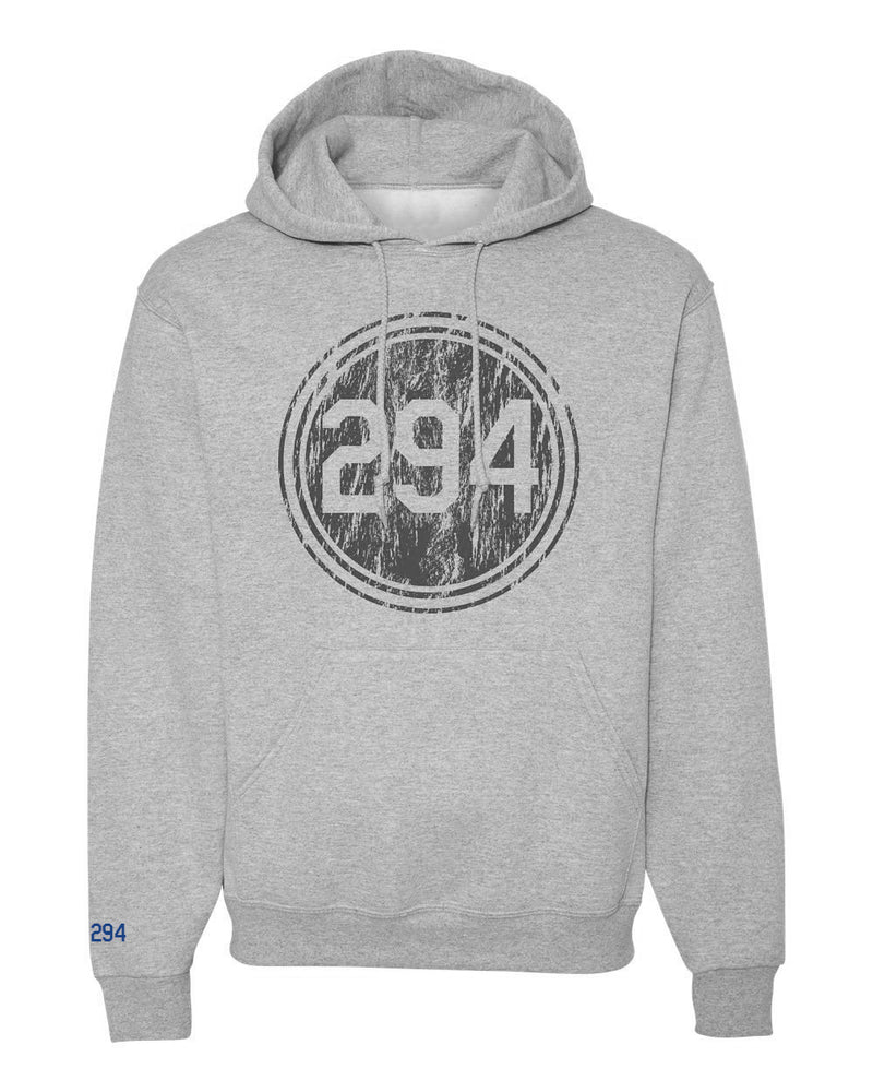 Distressed P294 Pullover Sweatshirt - Unisex