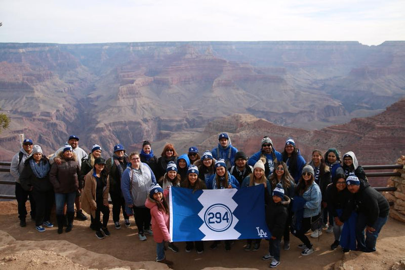 Spring Training Experience & Grand Canyon 2020
