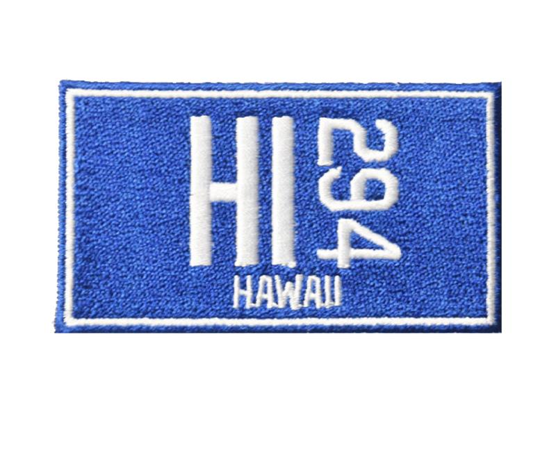Hawaii State Patch