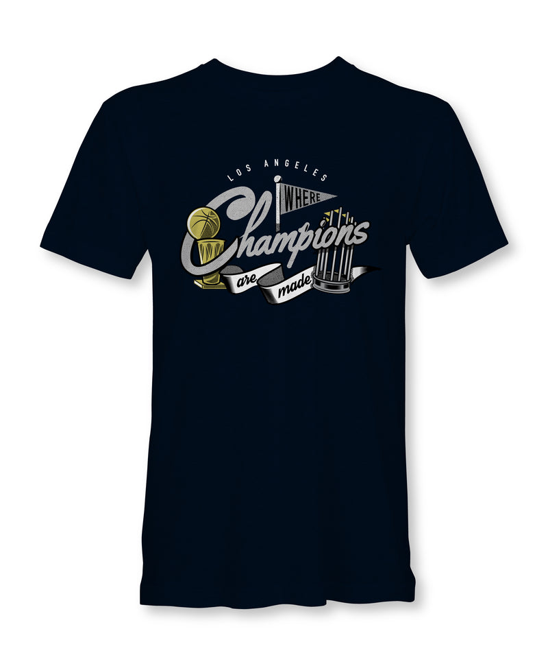 Where Champions Are Made T-Shirt