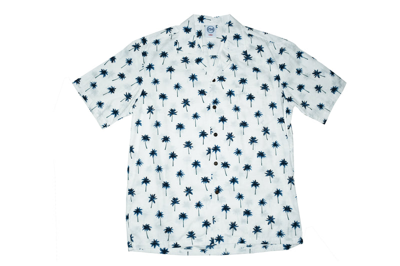 Laveta Terrace Short Sleeve Shirt - Mens