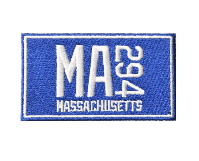 Massachusetts State Patch