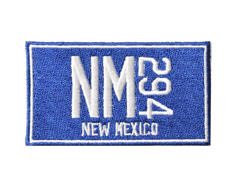 New Mexico State Patch