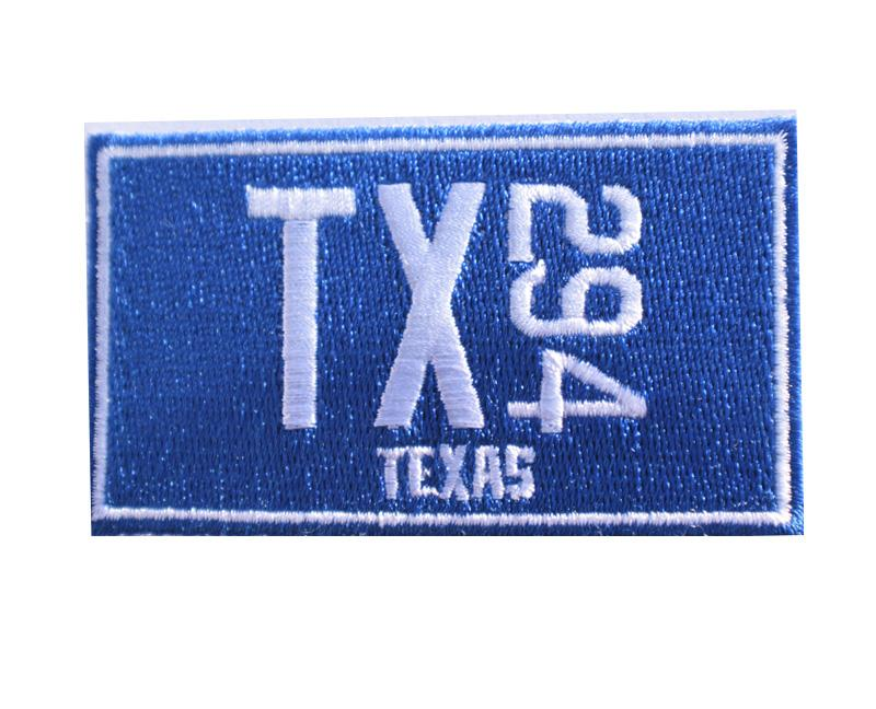 Texas State Patch