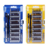 60PCS MULTI-FUNCTIONAL PROFESSIONAL MINI SCREWDRIVER BITS
