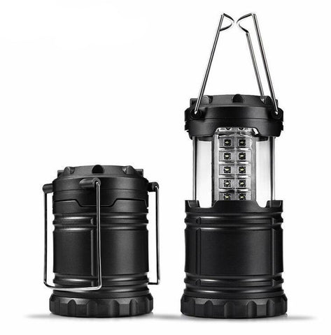 WATERPROOF PORTABLE SUPER BRIGHT LED CAMPING LANTERN