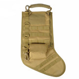 PRE-STUFFED TACTICAL CHRISTMAS STOCKING