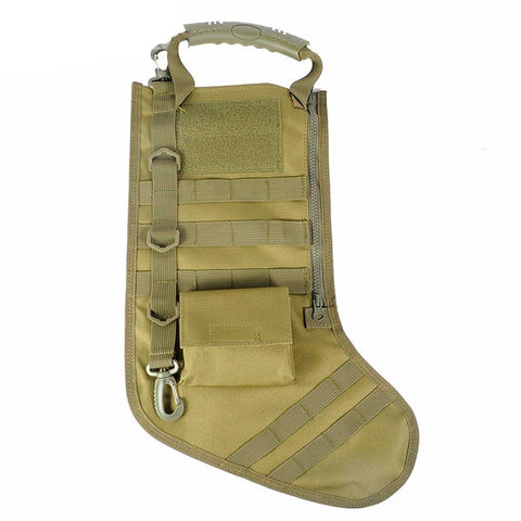 Tactical Christmas Stocking Stuffed.Pre Stuffed Tactical Christmas Stocking Snappy Stuffs
