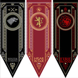 Game of Thrones House Banners