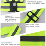 NO.1 REFLECTIVE VEST | YOUR BEST CHOICE TO STAY VISIBLE | ULTRA LIGHT & COMFY
