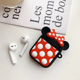 Adorable Silicone AirPod Charging Case