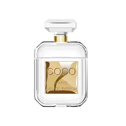 COCO Perfume Bottle AirPod Charger Case