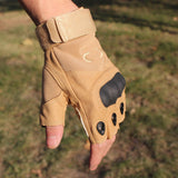 HARD KNUCKLE MILITARY TACTICAL GLOVES