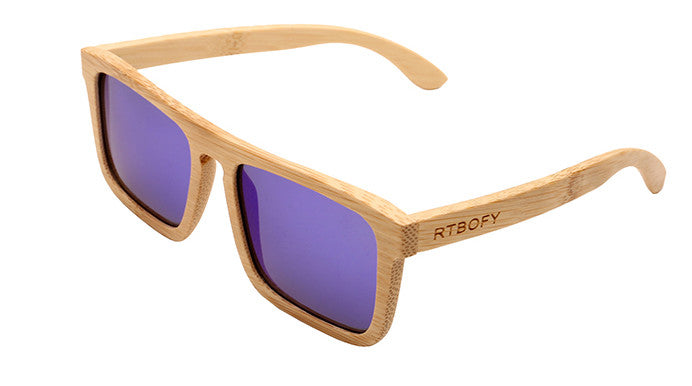 Freshy Total Bamboo Sunglasses