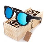 Bamboo Vintage Wooden Palorized Sunglasses - 50% OFF