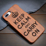 Design Rosewood Case for Samsung Galaxy/Note & Iphone.