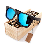 Premium Wooded Casual Sunglasses - 50% OFF