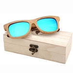 Summer Bamboo Retro Sunglasses - 50% OFF