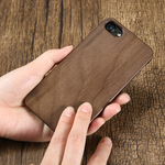 Real Wood Case for Iphone 7 6s 6 5/Samsung 8 7 6