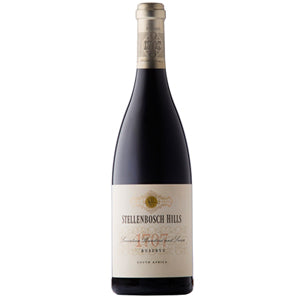 Stellenbosch Hills 1707 Reserve Red 2015 (6/case) (R169/BOTTLE)