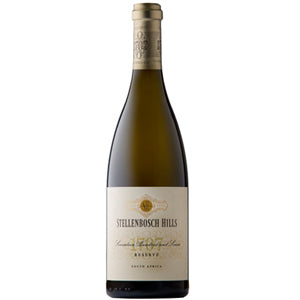 Stellenbosch Hills 1707 Reserve White 2018 (6/case) (R135/BOTTLE)