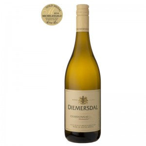 Diemersdal Chardonnay Unwooded (6/case) (R85/BOTTLE)